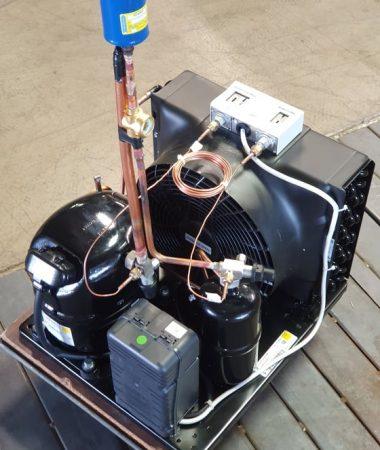 Chladiaca jednotka pre malú chladiareň